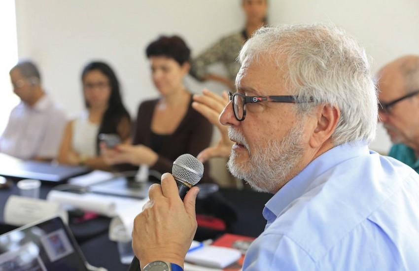 Alberto Abello Vives. Foto: Archivo Fundación Gabo.