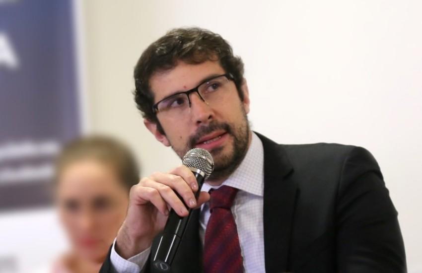 Andrés Vecino, investigador del departamento de Salud Internacional de la Escuela Bloomberg de Salud Pública de la Universidad Johns Hopkins. Foto: Cortesía Universidad del Norte.