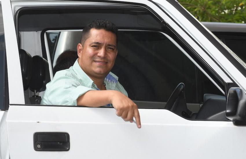 Hugo Mario Cárdenas, editor de la Unidad Investigativa del diario El País (Colombia).