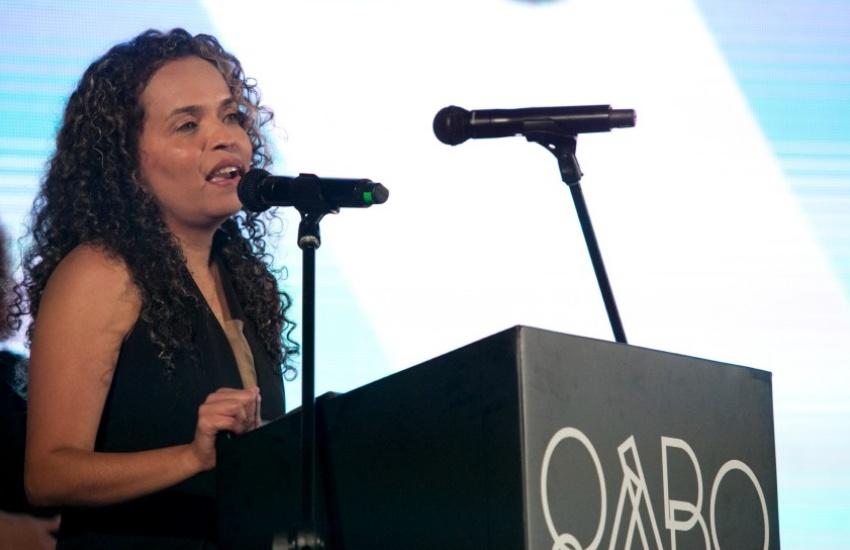 Ginna Morelo. Fotografía: Fundación Gabo.