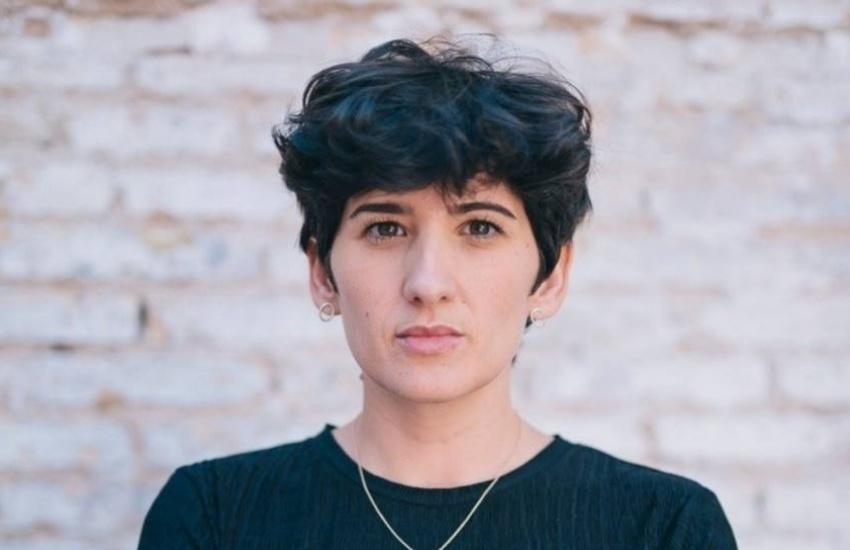 María Jesús Espinosa, directora de Podium Podcast y Podium Studios.