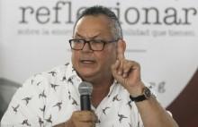 Ariel Castillo es filólogo y conocedor de la obra de García Márquez. Foto: Joaquín Sarmiento.